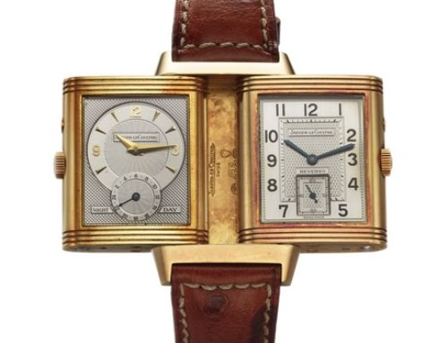 "Jaeger-LeCoultre ""Reverso, Night and Day"", Ref. 270.1.54."