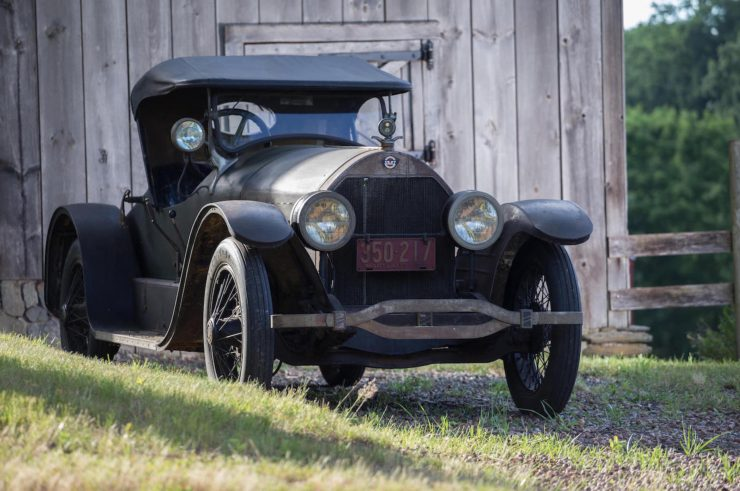 STUTZ SERIES K BEARCAT 1921 2